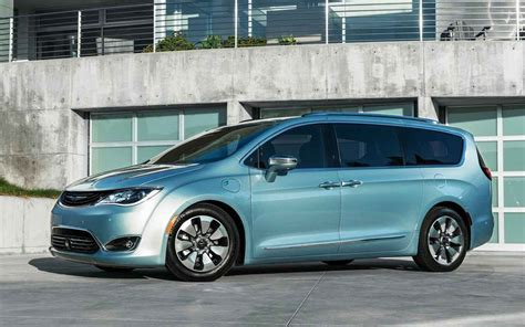 Chrysler The New 20192020 Chrysler Pacifica To Come With