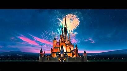Disney Walt Castle Wallpapers Clipart Intro Background