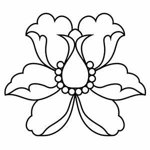 Dessin Fleurs De Lotus : dessin de fleurs facile ~ Dode.kayakingforconservation.com Idées de Décoration