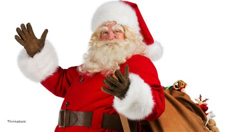 The meaning and symbolism of the word - «Santa Claus»