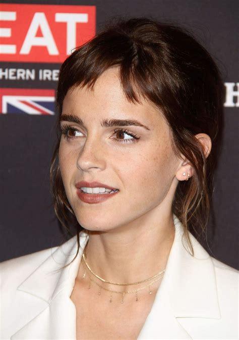 Emma Watson Bafta Tea Party Beverly Hills