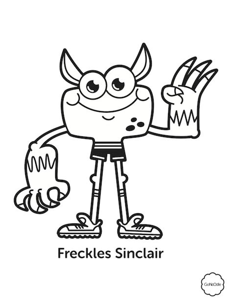 gonoodle coloring pages coloring pages