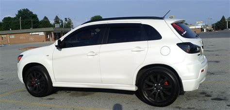 Mitsubishi Outlander Sport Modification by Stormraider 2011 Mitsubishi Outlander Sport Specs Photos