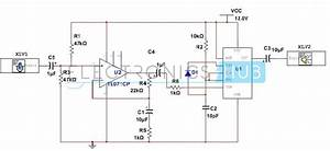 Low Power Audio Amplifier Using 555 Timer