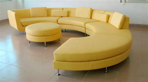 Yellow Leather Sofa Set by Yellow Sofas And Its Many Designs San Remo Contemporary