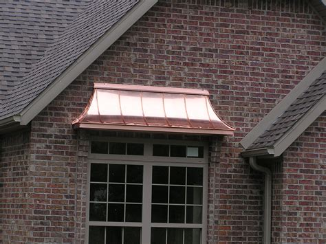03. Copper Awning Detail