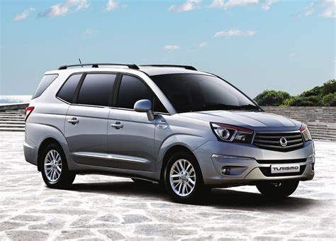 New Turismo a big opportunity for Ssangyong | UK Car Of ...