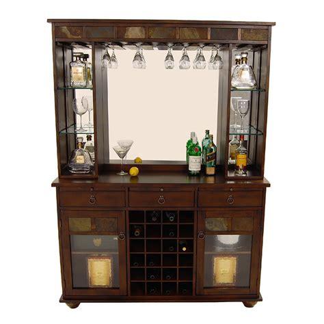Bar Hutch by Santa Fe Bar W Hutch El Dorado Furniture