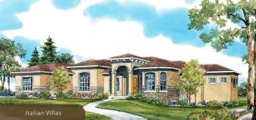 mediterranean villa house plans browse italian villa floorplans by ecotecture studios