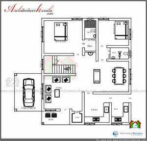 home house plans low cost 3 bedroom kerala house plan with elevation free kerala home plans