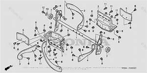 Honda Snow Blower Parts Hs720 Aa Vin  Saaa