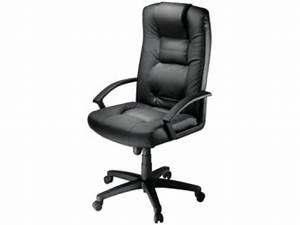 Fauteuil Cuir Bureau : fauteuil bureau cuir ~ Teatrodelosmanantiales.com Idées de Décoration