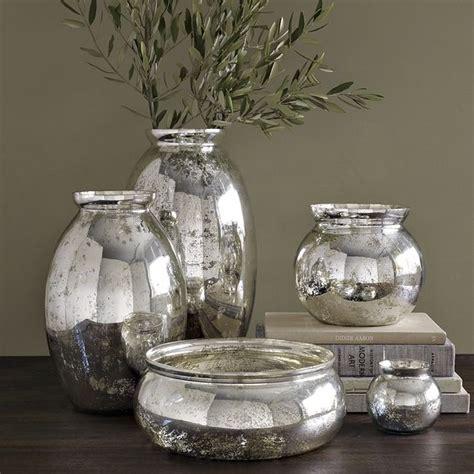 mercury glass vase mercury glass vases contemporary vases by west elm