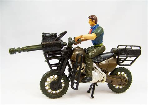 Raptor Motorcycle Pursuit