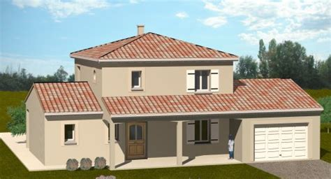 plan maison 騁age 4 chambres construction 86 fr gt plans pour maison à étage de type traditionnelle dans la vienne 86