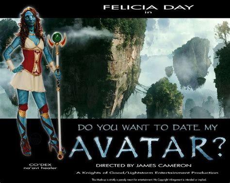 Felicia Day In Follow-on To Avatar? « Quotulatiousness