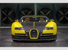 Updated Oakley Design Bugatti Veyron, a Tuner Veyron SS