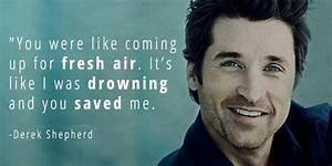14 Grey's A... Mcdreamy Love Quotes
