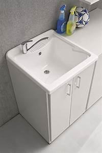 Waschbecken Für Waschküche : braccio di ferro waschk che schrank mit integriertem waschbecken by birex ~ Sanjose-hotels-ca.com Haus und Dekorationen
