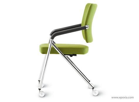 chaise de bureau sans accoudoir fauteuil bureau pliable le monde de léa