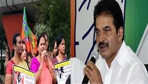 Karnataka BJP women's wing starts protest against KC ...