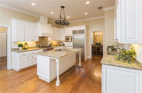 Idea Kitchen Island - 26 gorgeous white country kitchens pictures designing idea