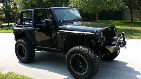 jeep wrangler 2 door modified custom jeep wrangler sport 2 door 3 6l