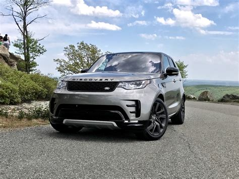 Review Land Rover Discovery by 2018 Land Rover Discovery Hse Test Drive Review