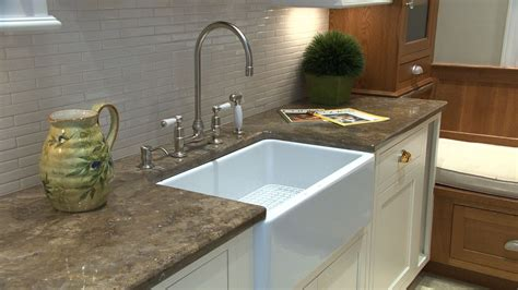 what to buy for a new kitchen buying a new kitchen sink advice from consumer reports youtube