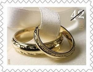 wedding postage stamp love it or hate it popsugar love With wedding ring stamps