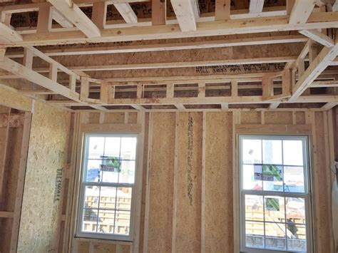How To Build A Tray Ceiling by Tray Ceiling Framing Taraba Home Review