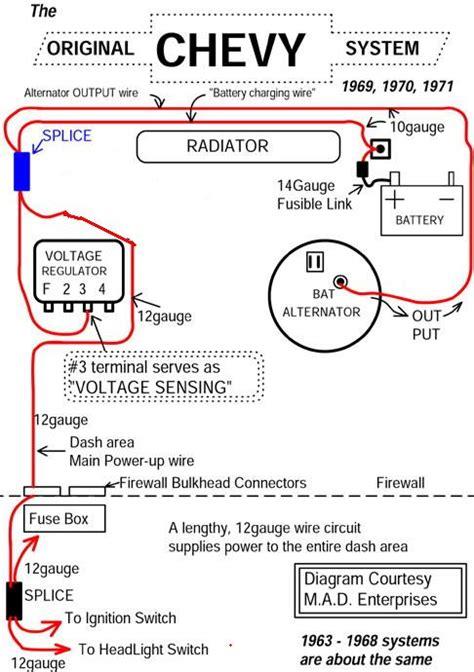 Single Wire Alternator Need Wiring Help The