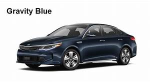 2017 Kia Optima Hybrid Available Colors Specs and Features