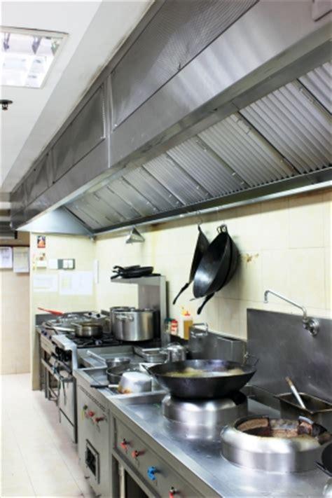 nettoyage hotte cuisine restaurant nettoyage de conduits