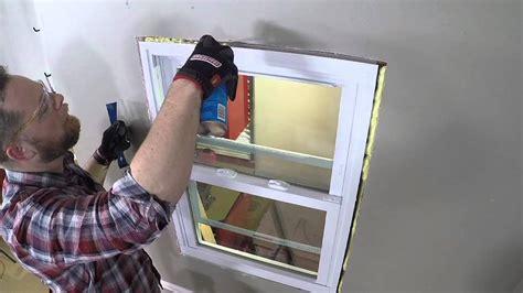add insulation  windows youtube