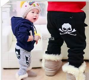 Winter Fashion Korean Children Clothing Baby Boys Girls ...
