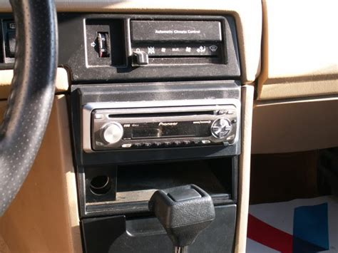 Volvo 240 Radio by 1990 740 Radio Replacement Volvo Forums Volvo