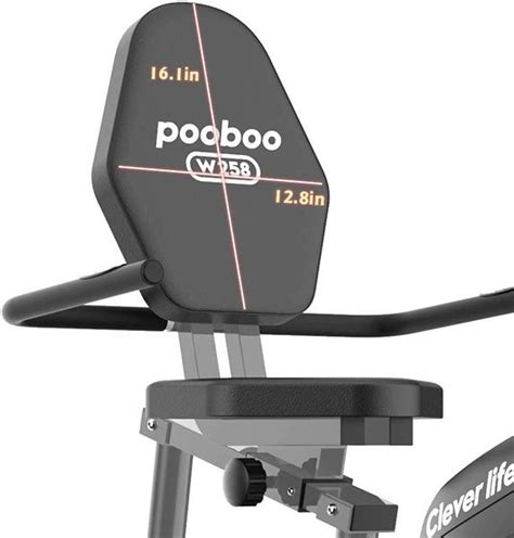 L Now Pooboo D525 Manual | Exercise Bike Reviews 101