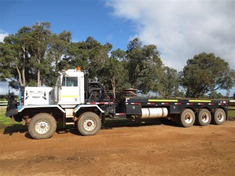 kenworth bed truck winch bed truck kenworth c500 for hire