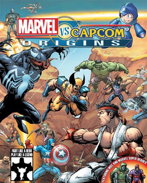 Marvel Vs Capcom Origins Marvel Vs Capcom Wiki