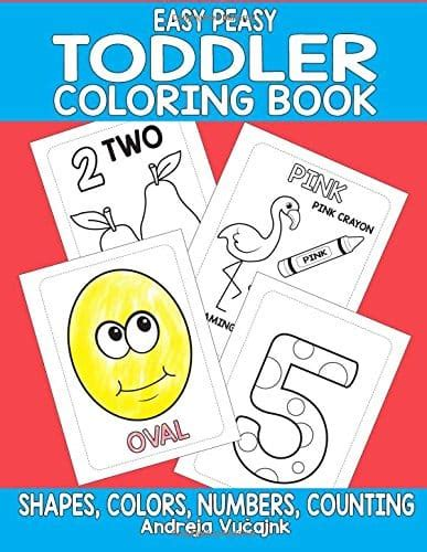 color book for toddler easy peasy toddler coloring book easy peasy and