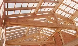 Charpente Traditionnelle Bois En Kit : philippe lagorce charpente artisan charpentier ~ Premium-room.com Idées de Décoration