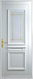 porte d39entree pvc standing prestige pose de portes d With porte d entrée pvc en utilisant art et fenetre