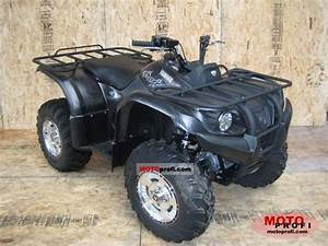 Yamaha Grizzly 450 2011 Specs And Photos