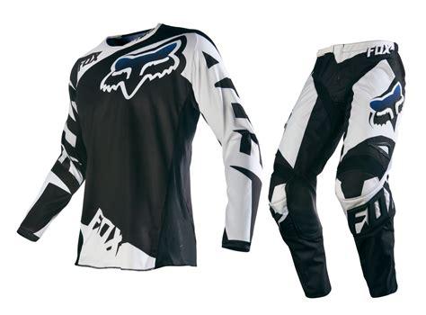 motocross racing gear fox racing new 2016 youth mx race black white motocross
