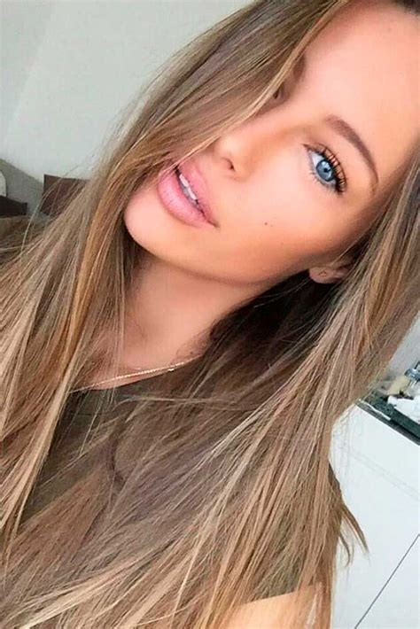 Hair Colour Or Blond by Best 25 Medium Hair Color Ideas On