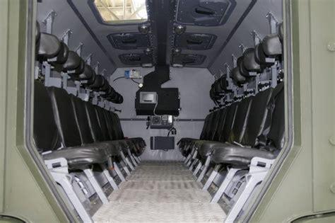 armored vehicles inside typhoon k kamaz 63968 kamaz 63968 typhoon multi purpose