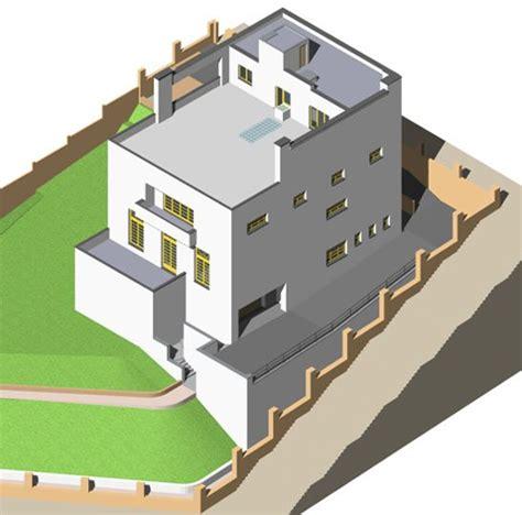 casa muller loos villa m 252 ller prague 1928 1930 adolf loos archweb 3d