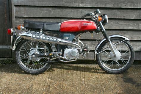 Honda Moped by Honda Ss50 Moped