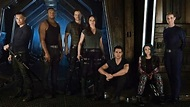 Dark Matter Season 1 DVD review: the next Stargate ...